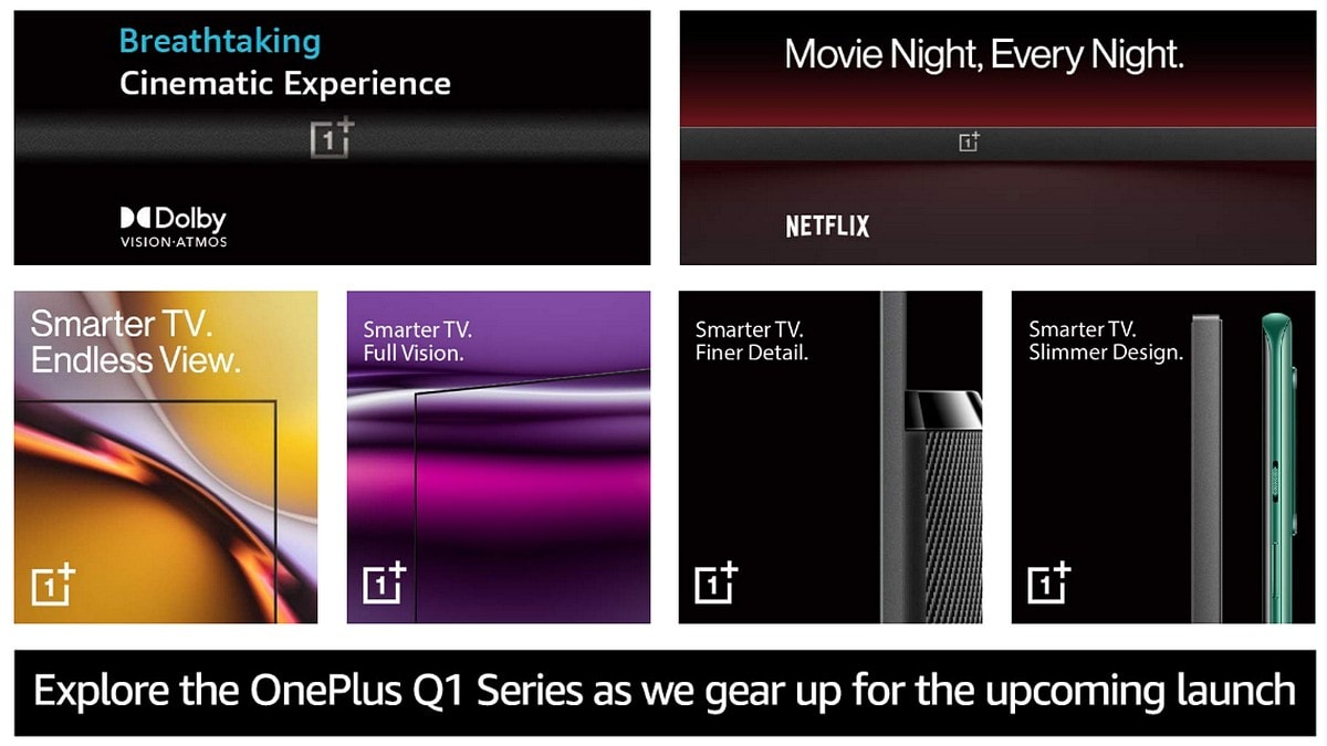 OnePlus TV 2020 Models Launching in India Today: How to Watch Livestream, Expected Price, More 116