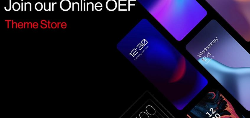 OnePlus Plans to Introduce New Theme Store With OxygenOS 12