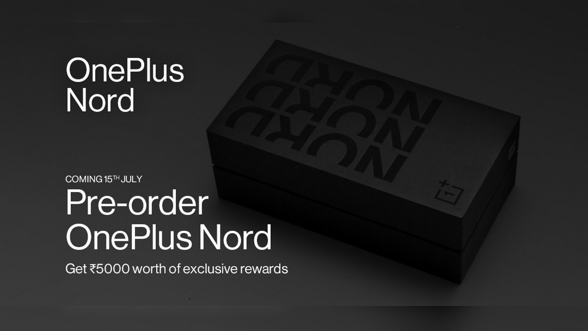 OnePlus Nord Pre-Orders Open Today at 1:30pm Via Amazon in India