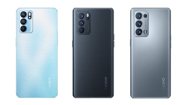 Oppo Reno 6 Series Specifications, Design Tipped by E-Commerce Listings  Ahead of May 27 Launch | Technology News