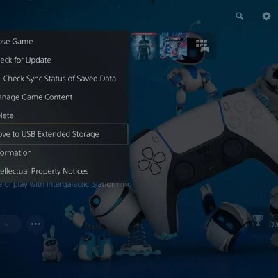 PlayStation 5 Gets April Update With New Storage Options, Social Features