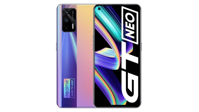 Realme GT Neo With MediaTek Dimensity 1200 SoC, 65W Fast Charging Launched