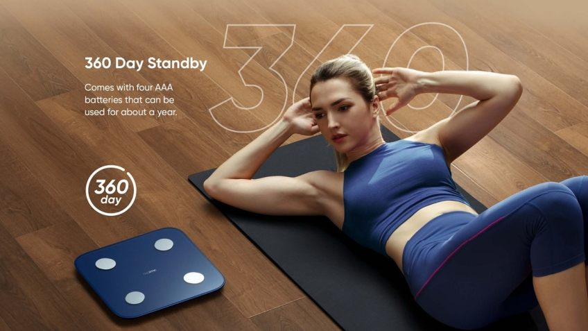 Realme Smart Scale Specifications Revealed Ahead of Launch Today