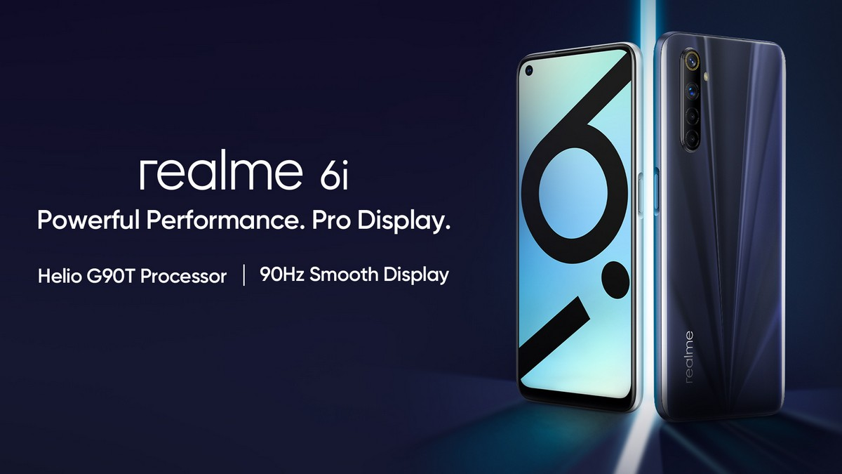 Realme 6i Will Launch in India Today at 12:30pm: Watch Live Stream
