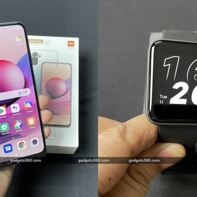 Redmi Note 10S, Redmi Watch Launched in India: All the Details