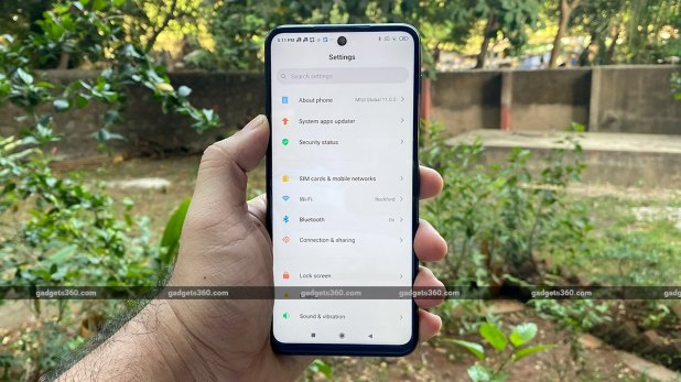 Redmi note 9 Pro Max hole punch Redmi Note 9 Pro Max Review