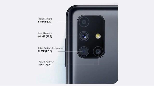 Samsung Galaxy M51 -nepal