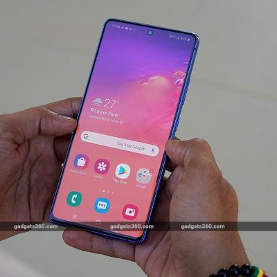 Samsung Galaxy M51, Galaxy S10 Lite Receiving One UI 3.1 Update: Report