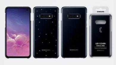 يظهر Samsung Galaxy S10 مرة أخرى في الفيديو العملي ، وحالات الحماية الرسمية والأغطية متسربة 11