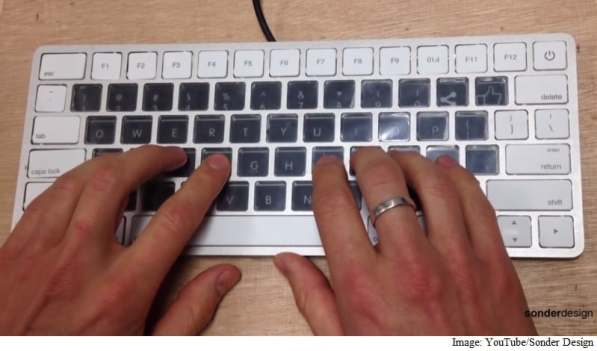 MacBooks May Get a Dynamic E-Ink Keyboard, With Rumours of Apple-Sonder Deal