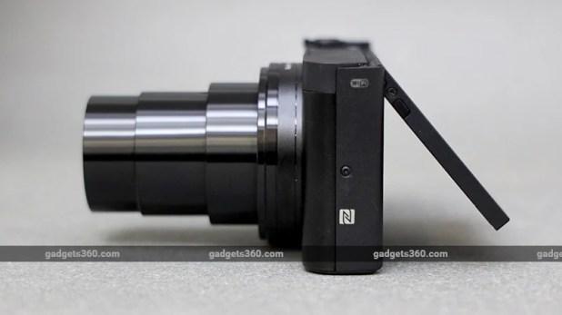 Sony Cyber shot DSC WX800 side ndtv sony