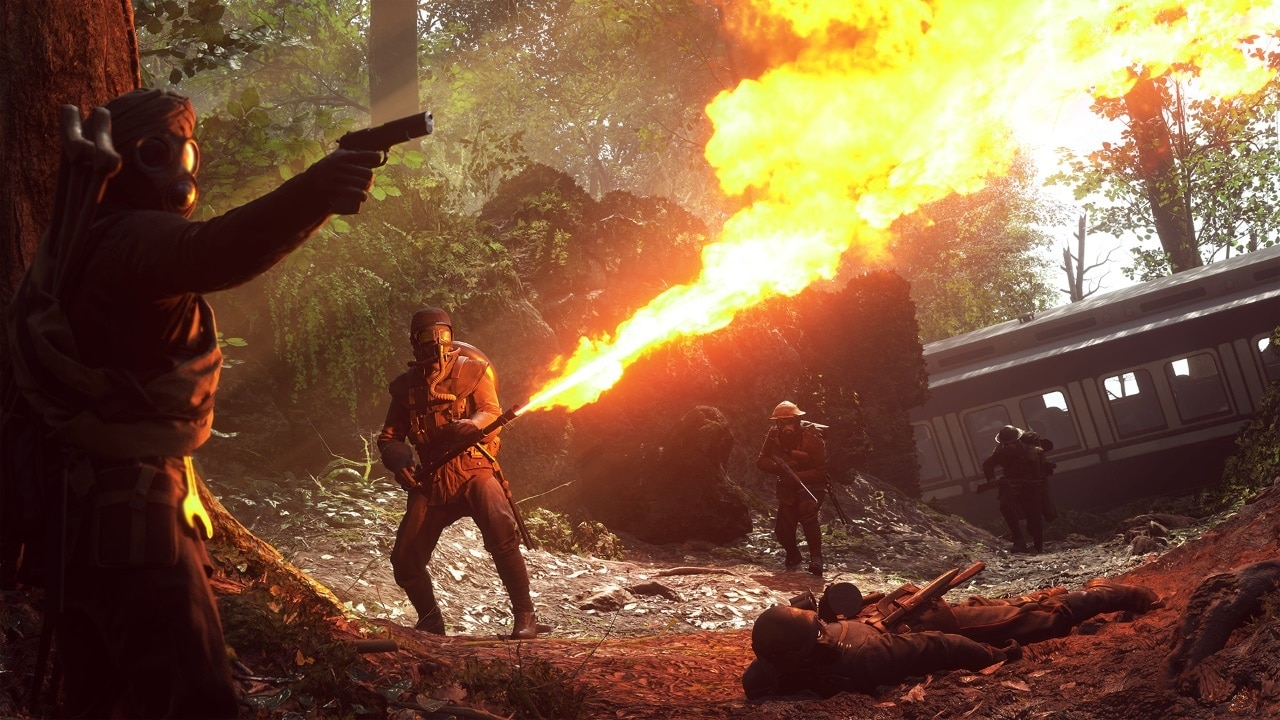 Battlefield V Campaign and Cooperative Mode Details Leak     Battlefield V Campaign and Cooperative Mode Details Leak