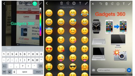WhatsApp for iPhone Update Brings Photo and Video Editing, Group Invite Link Features