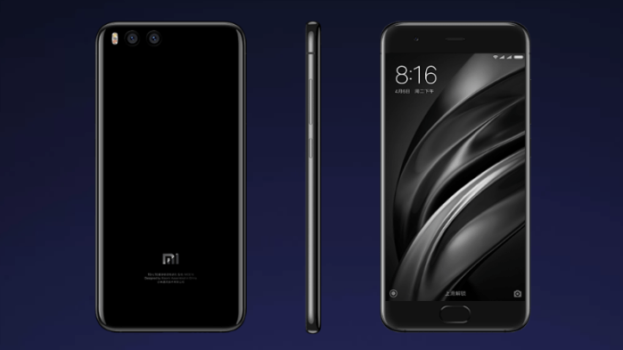 Xiaomi Mi 6 3 Xiaomi Mi 6 Launched Price Specifications