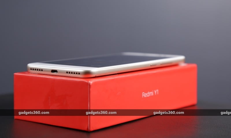Xiaomi Redmi Y1 Box NDTV Xiaomi Redmi Y1 Review