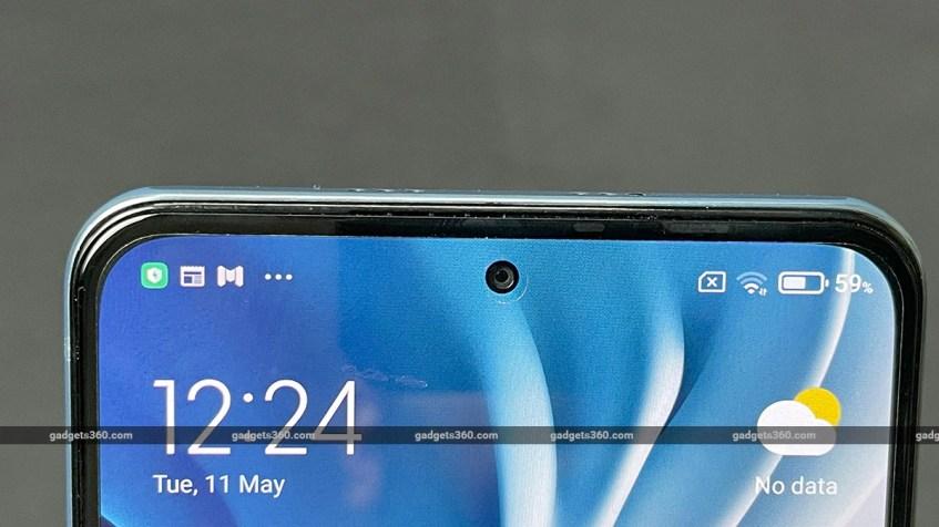Xiaomi mi 11x pro hole punch gadgets360 Mi 11X Pro Review