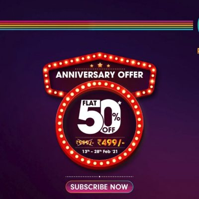 Zee5 Premium Annual Subscription Price Discounted by 50 Percent Till February 28
