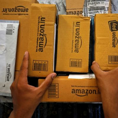 Amazon Acknowledges Issue of Drivers Urinating in Bottles