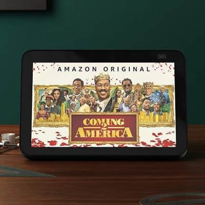 Amazon Echo Show 5, Echo Show 8 2nd-Gen Models Launched With  Better Cameras