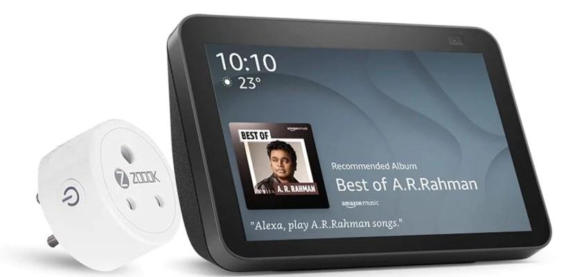 Amazon Great Indian Festival: Best Deals on Kindle, Echo Smart Speakers