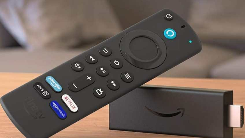 Amazon Brings New Fire TV Stick Remote With a Dedicated Netflix Button