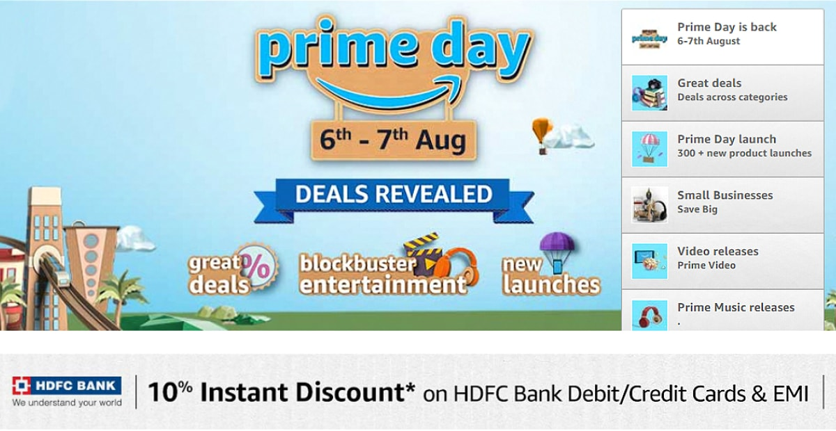 Amazon Prime Day Sale Top Smartphone Deals Previewed Hppy News