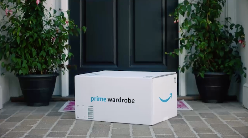 Amazon Prime Wardrobe in Testing, a 'Try Before You Buy' Fashion Service