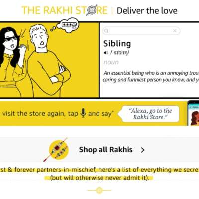 Amazon Launches Rakhi Store With Deals on Phones, Speakers, More