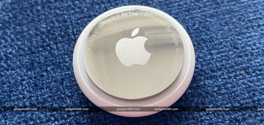 Apple AirTag Review