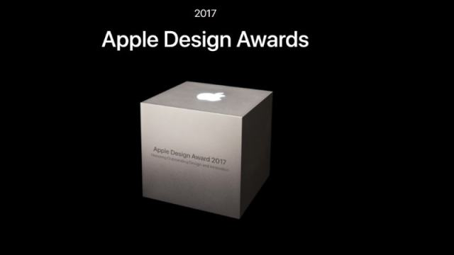 Apple Design Awards 2017 Winners Announced for Apps and Games