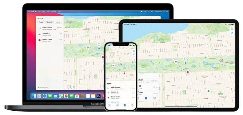 Apple's Find My Network Could Be Exploited to Broadcast Text Messages