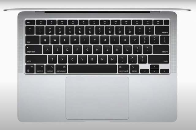 apple new macbook air keyboard update image Apple MacBook Air  MacBook Air