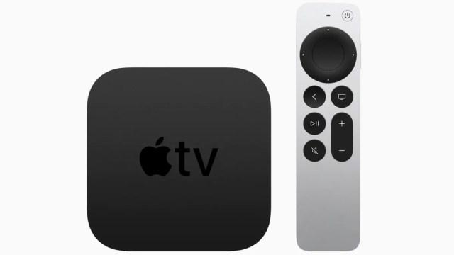 apple tv 4k a12 bionic apple