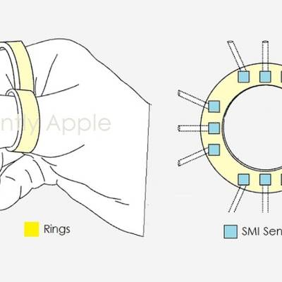Apple Could Be Working on Smart Rings to Act as Controller for VR Headset