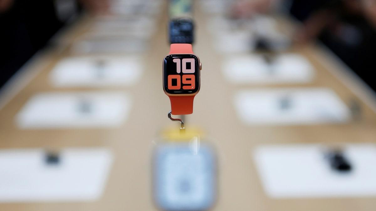apple watch reuters full Apple