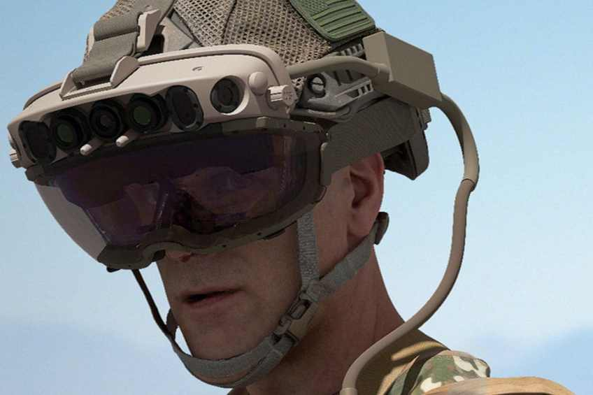 Microsoft Wins $22-Billion US Army Contract for Augmented Reality Gear
