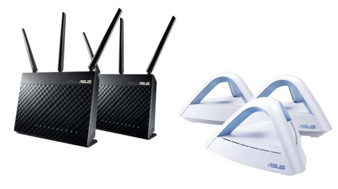 the purpose of asus routers asus