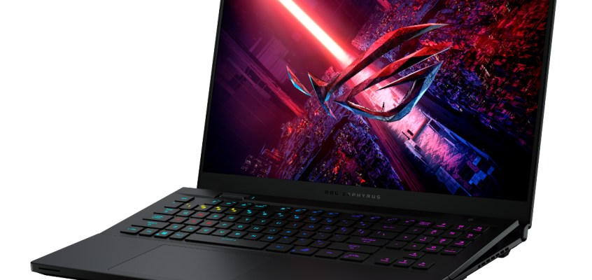 Asus Unveils New ROG Laptops WIth 11th-Gen Intel Core H-Series Chips