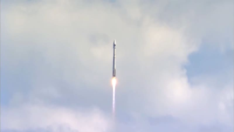NASA Broadcasts Worlds First Live 360 Rocket Launch on