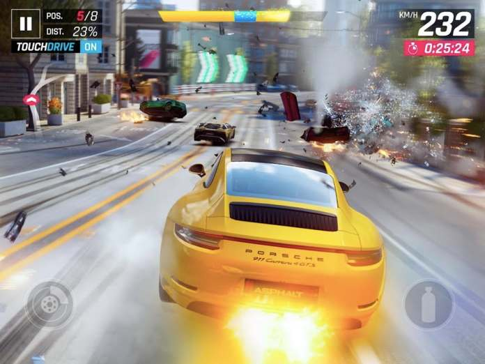 Best android game asphalt 9 legends racing games android