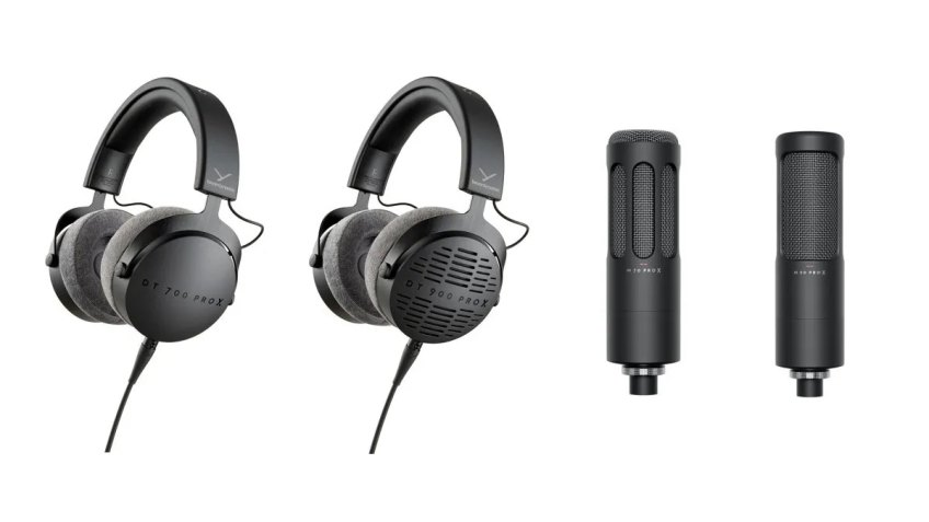 Beyerdynamic Pro X Series for Content Creators Launched: All You Need to Know