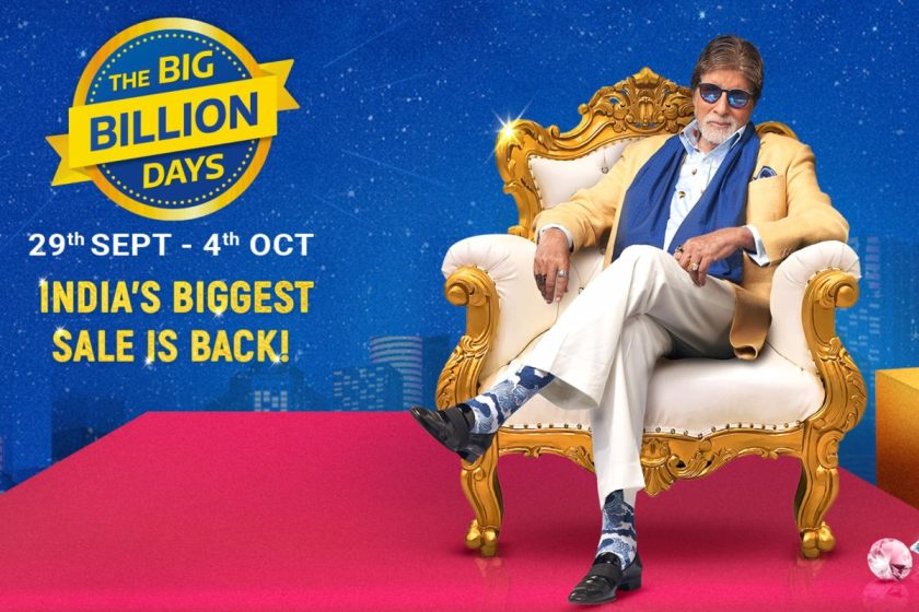 Flipkart Big Billion Days 2019 Sale Begins From September 29: What to Expect From This Year's Festive Sale