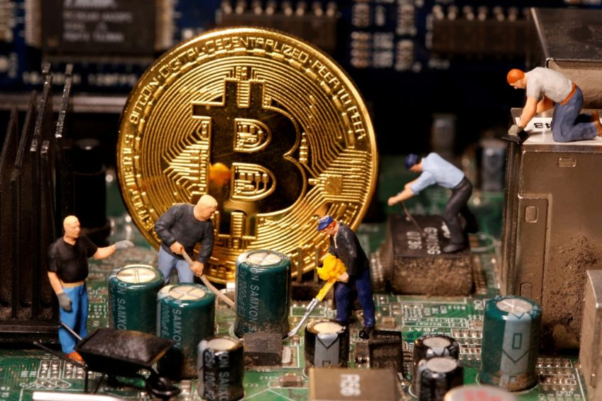 Bitcoin Slips Sharply From Record High of $58,354 Within a Day