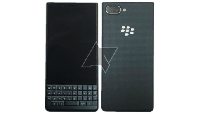 BlackBerry KEY2 LE Leaked Design Renders, Specifications Suggest Toned-Down KEY2