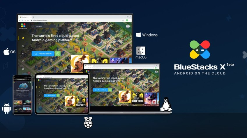 BlueStacks X Introduces Free Android Cloud Gaming on Web Browser in India