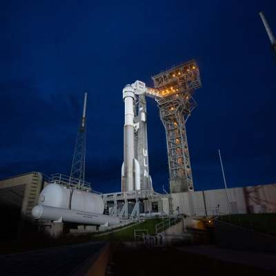 Boeing Astronaut Capsule Test Flight Delayed After Last-Minute Snag