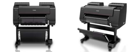 Canon Launches 10 New Printers in Professional Printing Domain