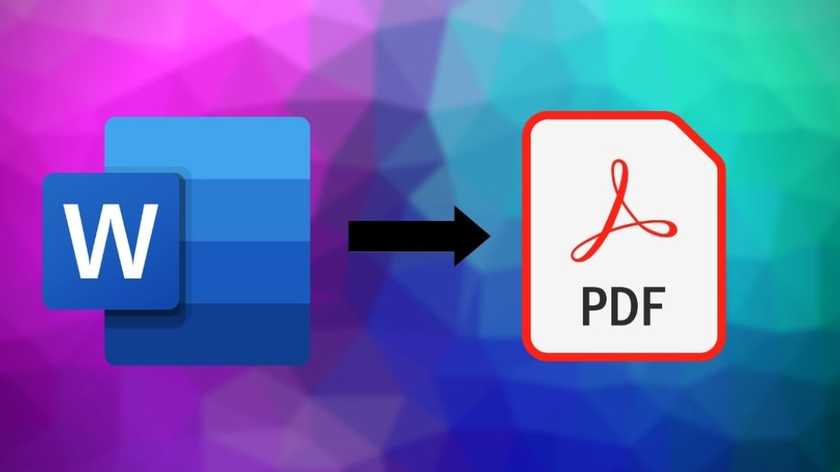 This Is How to Convert Word Docs to PDFs for Free
