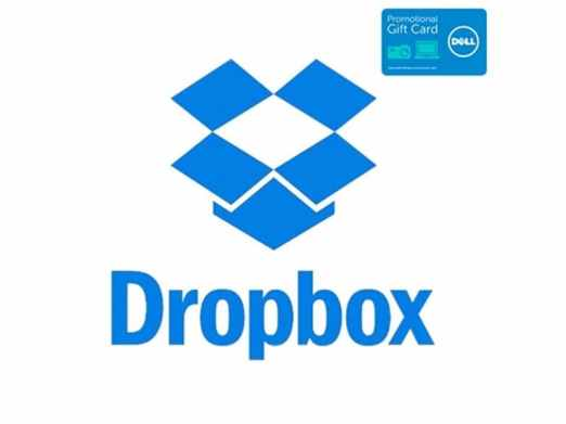 Black Friday Deal Offers Dropbox Pro Subscription at 40 Percent Off, Free $25 Dell Gift Card