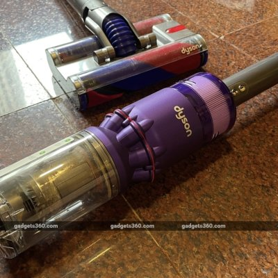 Dyson Omni-Glide Vacuum Cleaner Review